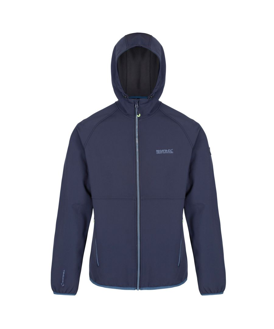 Image for Regatta Mens Arec II Hooded Jacket