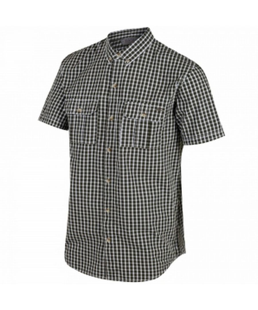 Image for Regatta Mens Rainor Shirt