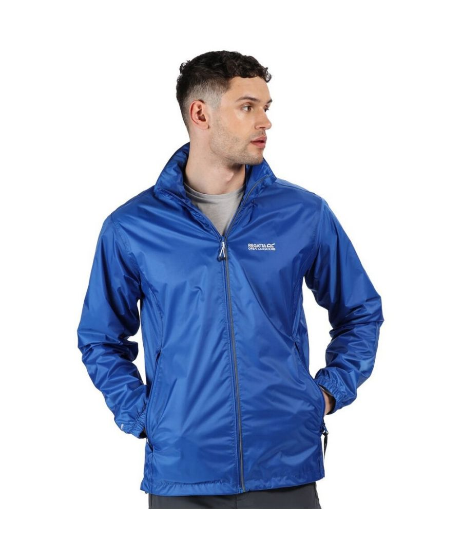 Image for Regatta Mens Lyle IV Waterproof Hooded Jacket
