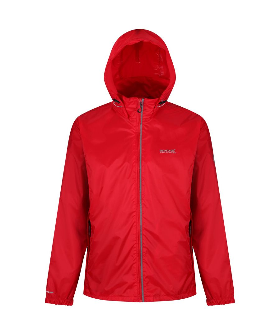 Image for Regatta Mens Lyle IV Waterproof Hooded Jacket