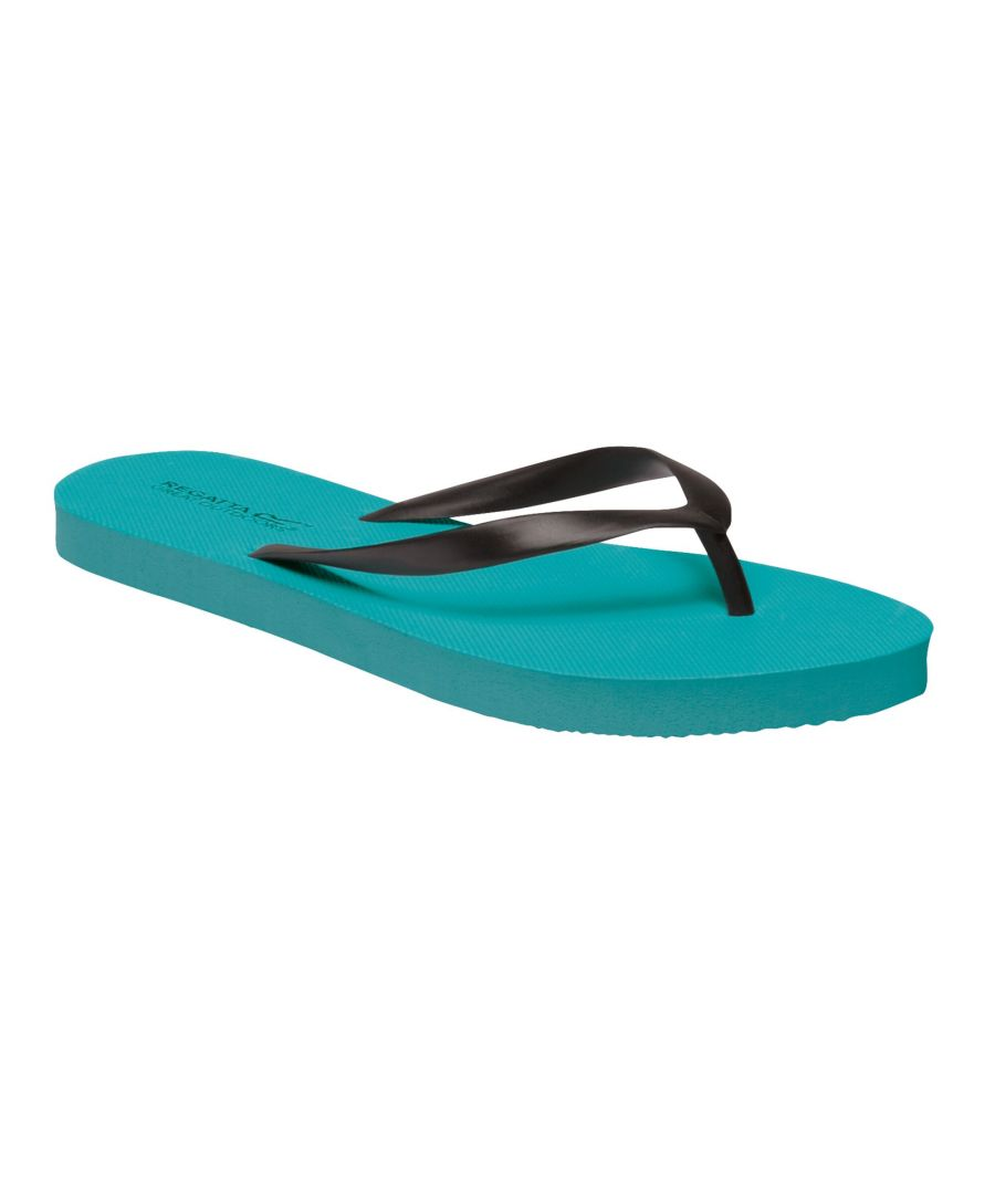 Image for Regatta Womens/Ladies Lady Bali Flip Flops