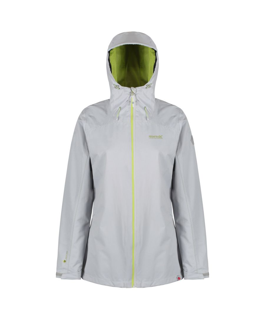 Image for Regatta Womens/Ladies Hamara II Waterproof Hooded Jacket