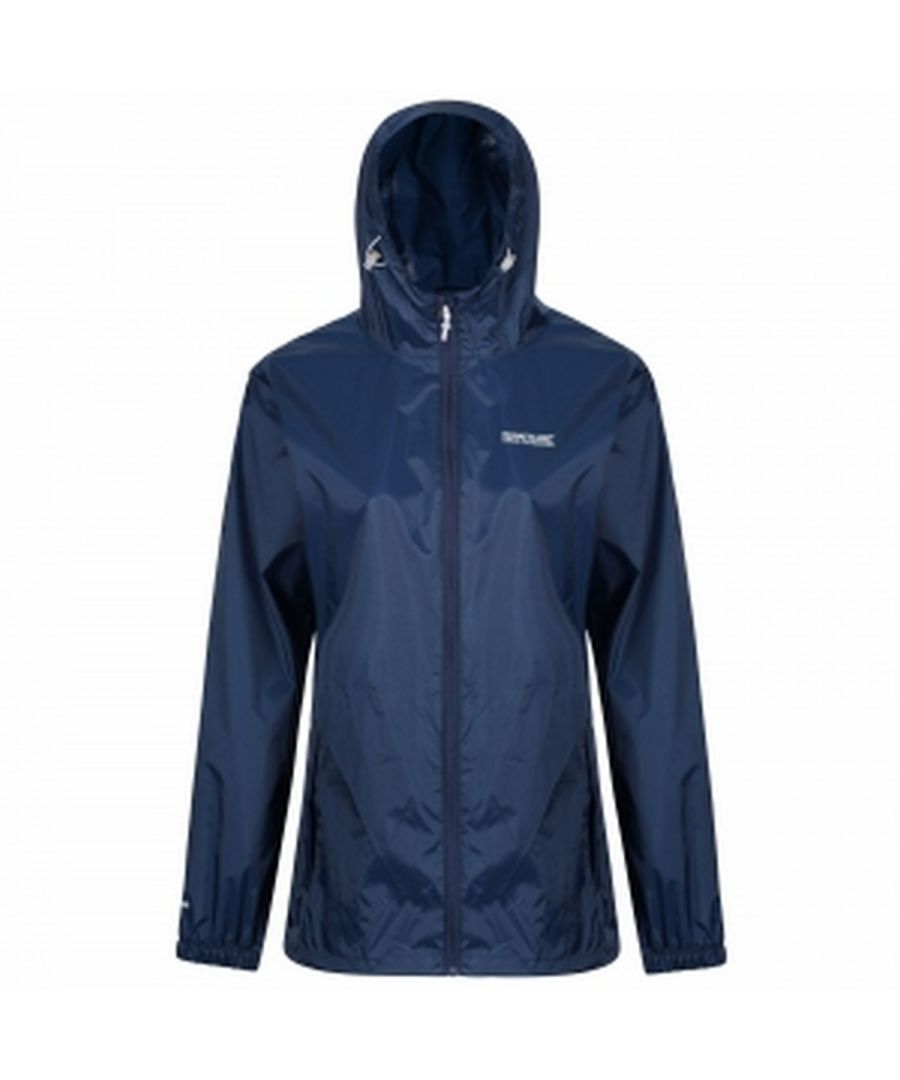 Image for Regatta Womens/Ladies Pk It Jkt III Waterproof Hooded Jacket