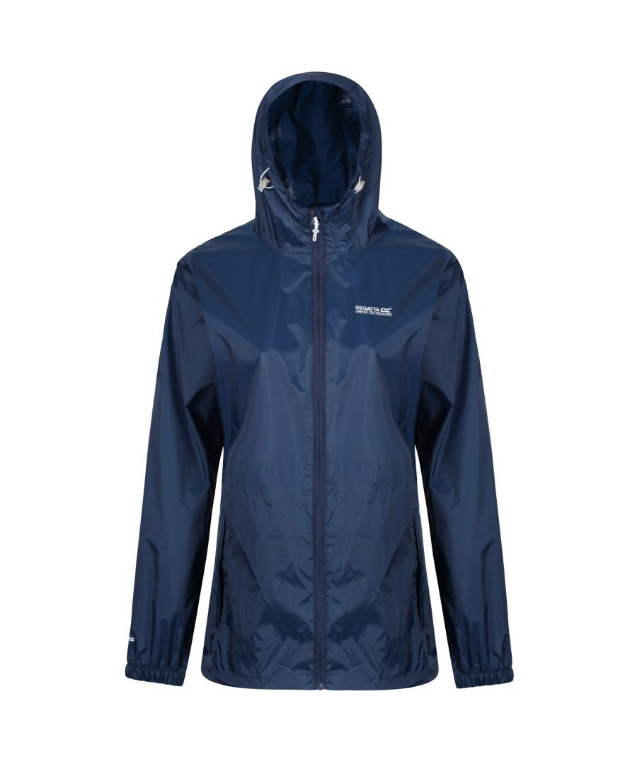 Image for Regatta Womens/Ladies Pk It Jkt III Waterproof Hooded Jacket