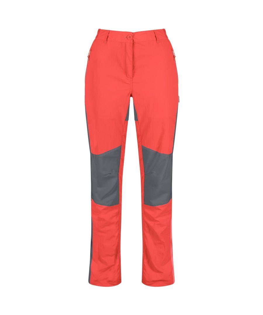 Image for Regatta Womens/Ladies Sungari Walking/Hiking Trousers