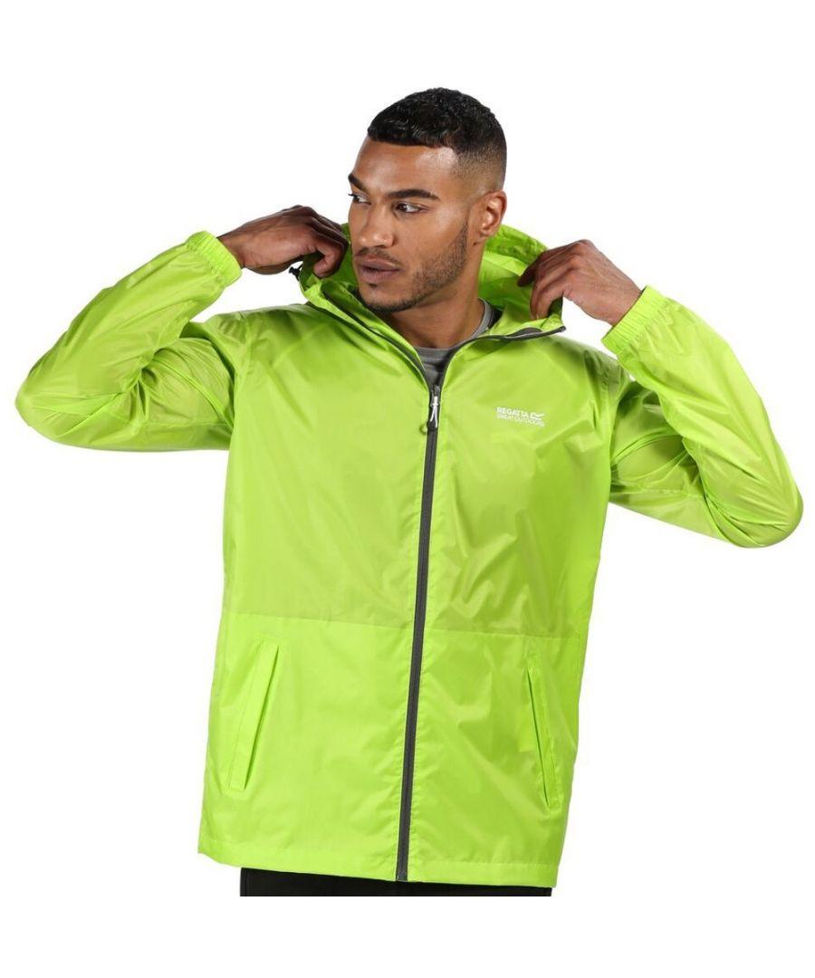 Image for Regatta Mens Pack It III Waterproof Jacket