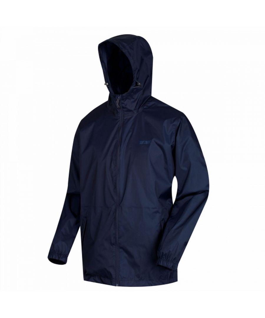 Image for Regatta Mens Pack It III Waterproof Jacket