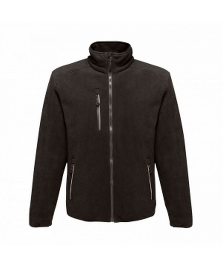 Image for Regatta Mens Omicron III Waterproof Fleece Jacket