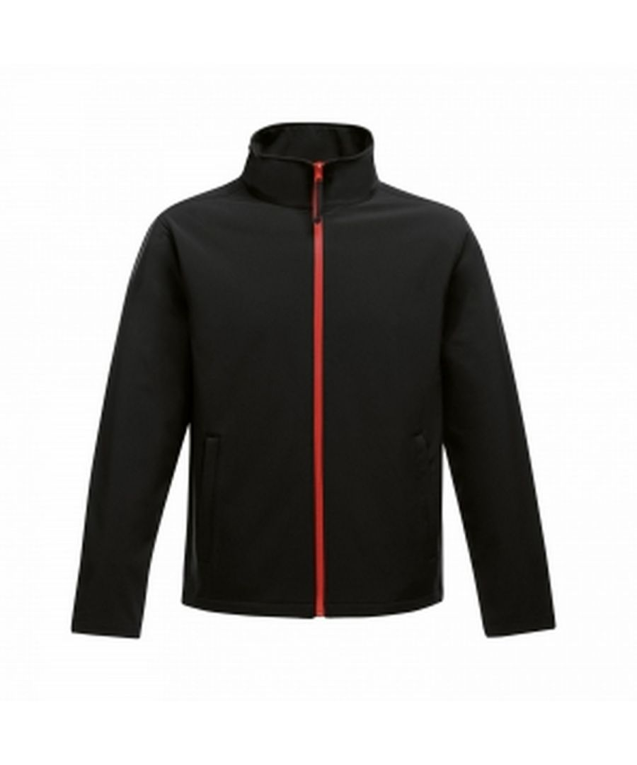 Image for Regatta Mens Ablaze Printable Softshell Jacket