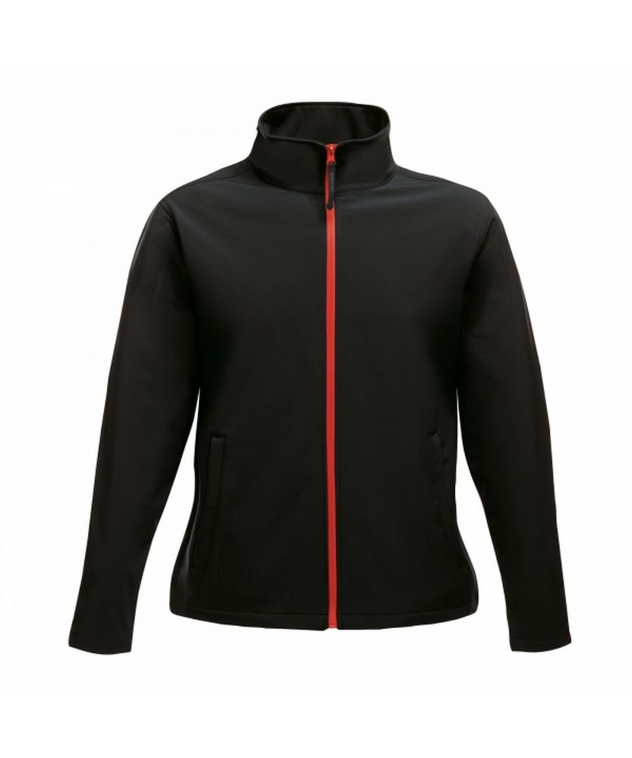 Image for Regatta Womens/Ladies Ablaze Printable Softshell Jacket