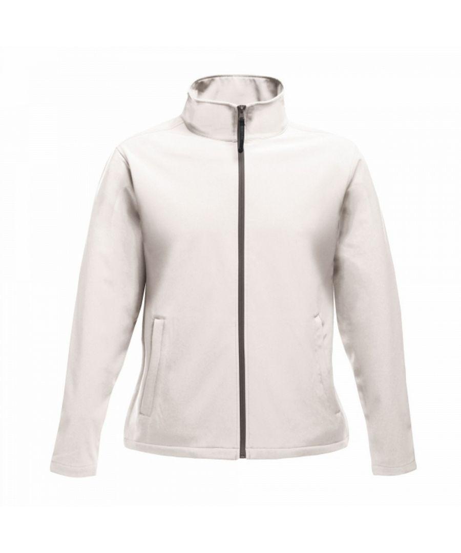 Image for Regatta Womens/Ladies Ablaze Printable Softshell Jacket