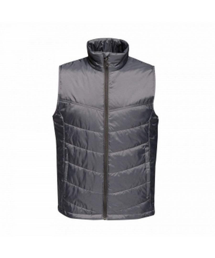Image for Regatta Mens Stage II Insulated Bodywarmer