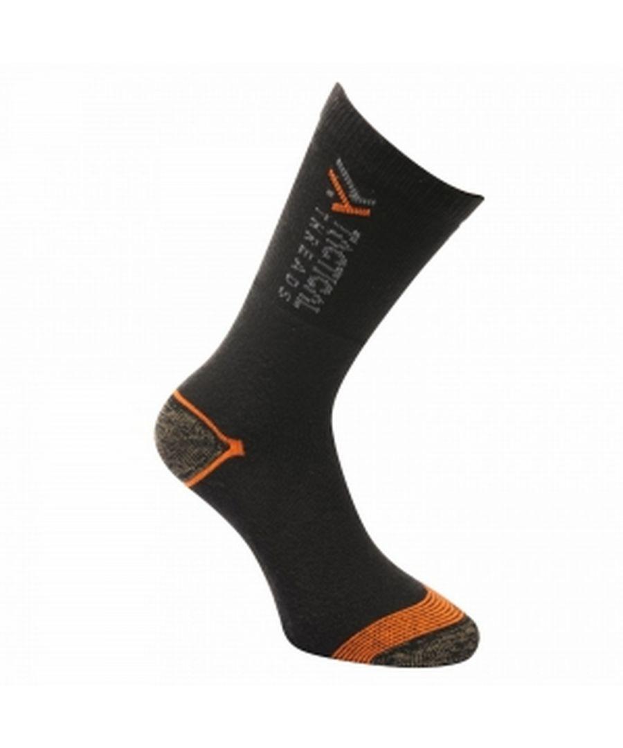 Image for Regatta Mens Tactical Threads Socks 3 Pack