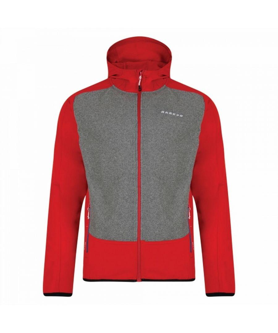 Image for Dare2B Mens Creed Softshell Jacket