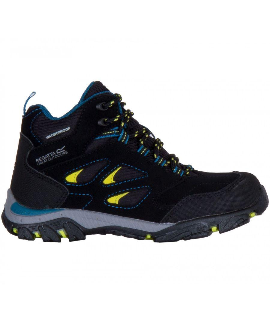 Image for Regatta Childrens/Kids Holcombe IEP Junior Hiking Boots
