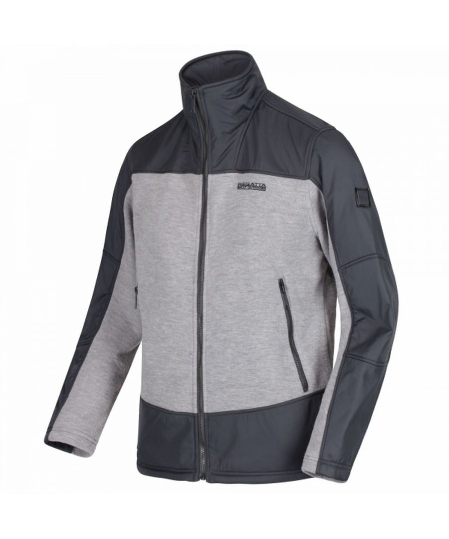 Image for Regatta Mens Zorian Full Zip Jacket