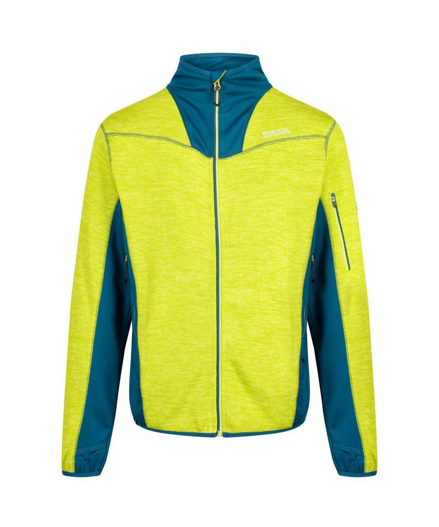 Image for Regatta Mens Collumbus V Full Zip Jacket