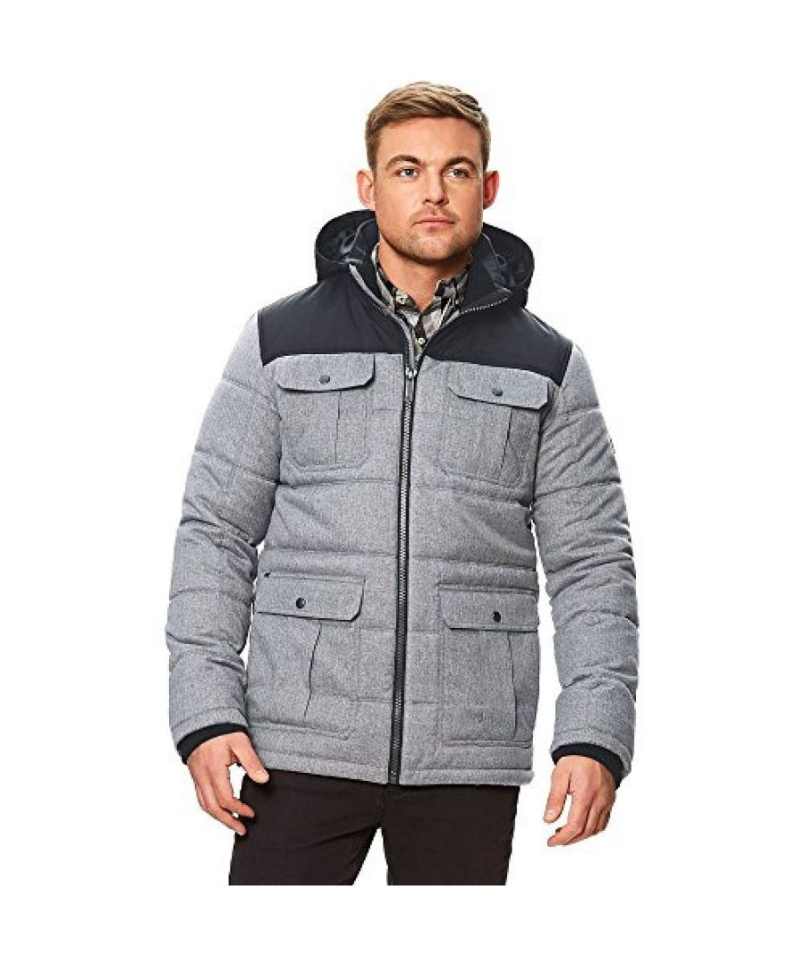 Image for Regatta Mens Arnault Thermal Water Repellent Jacket