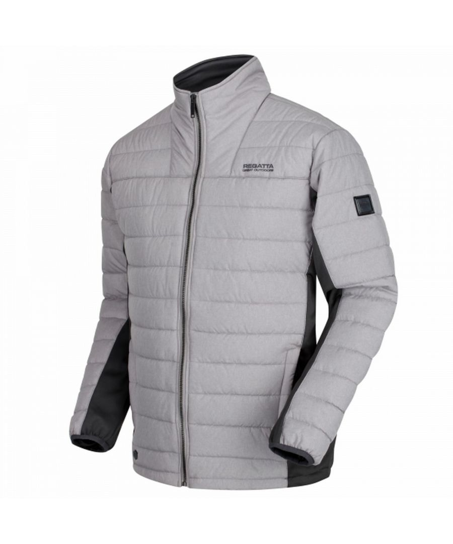 Image for Regatta Mens Ibsen Full Zip Jacket
