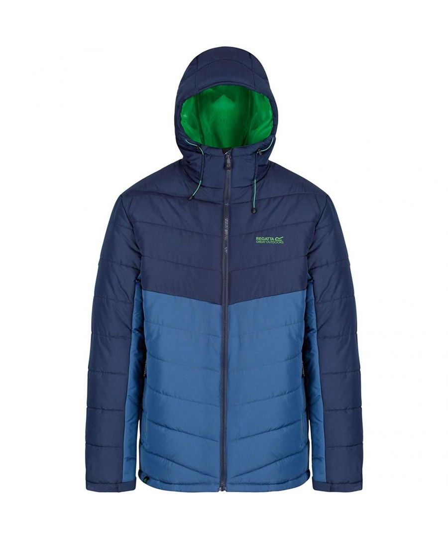 Image for Regatta Mens Nevado II Hooded Jacket