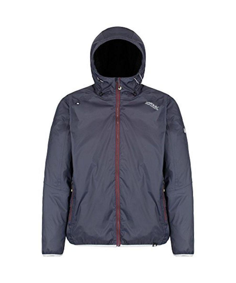 Image for Regatta Mens Tarren Hooded Jacket