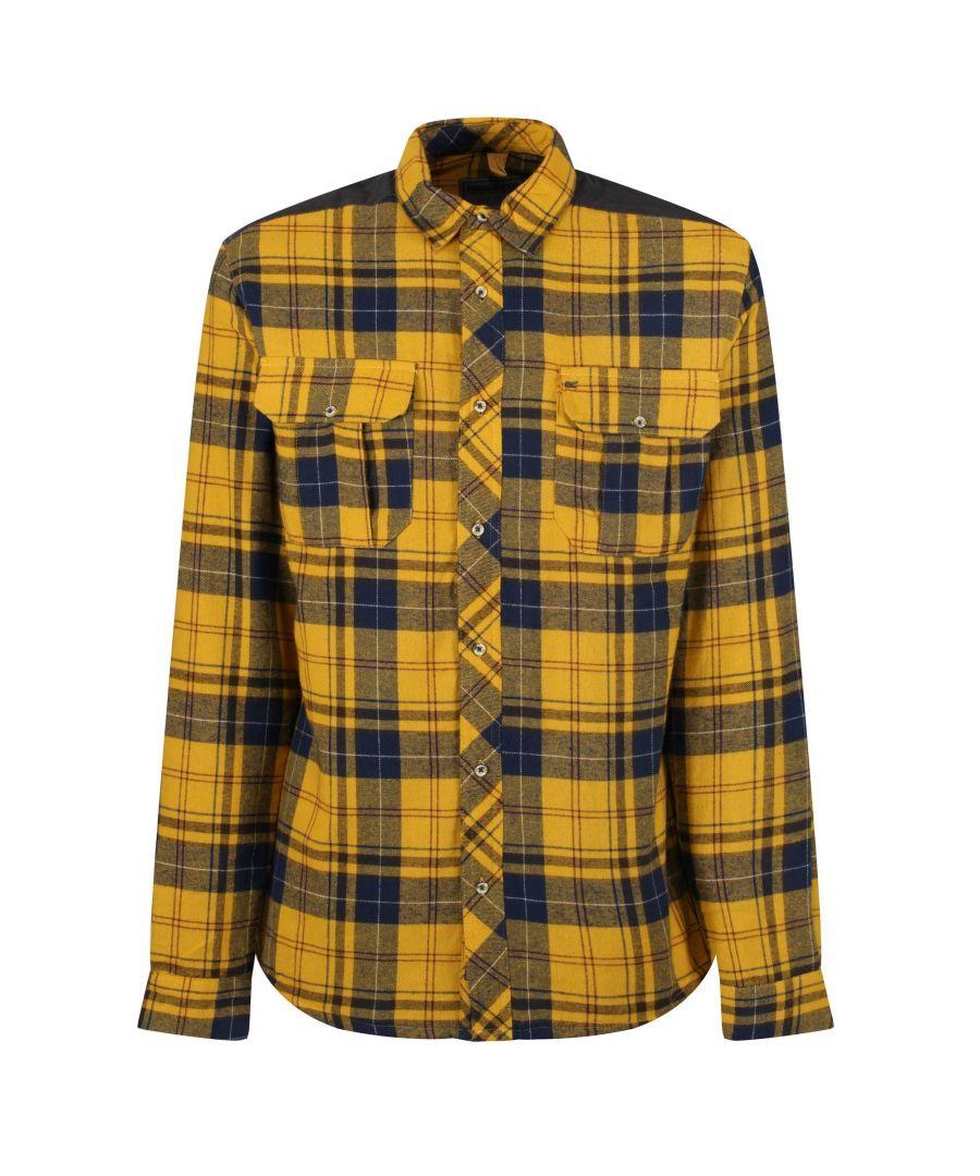 Image for Regatta Mens Tyrion Long Sleeved Shirt