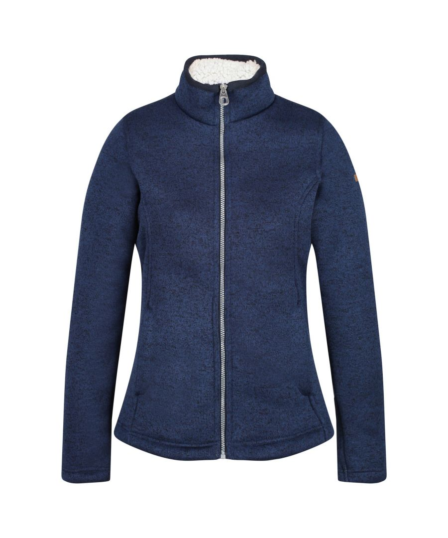 Image for Regatta Womens/Ladies Raizel Full Zip Fleece