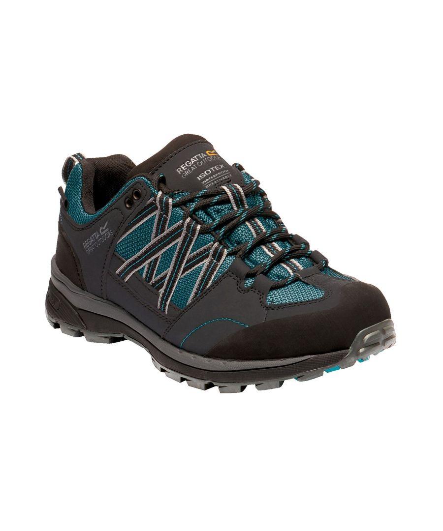 Image for Regatta Womens/Ladies Samaris Low II Hiking Boots