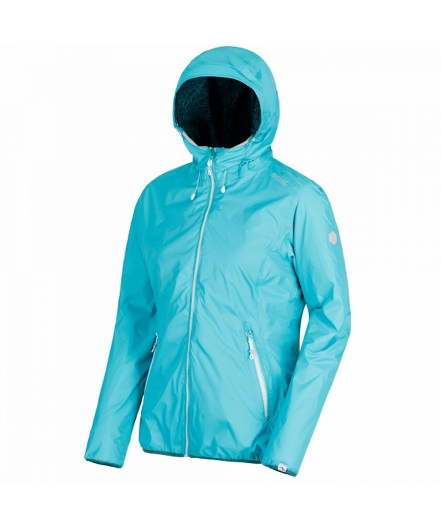 Image for Regatta Womens/Ladies Tarren Hooded Jacket