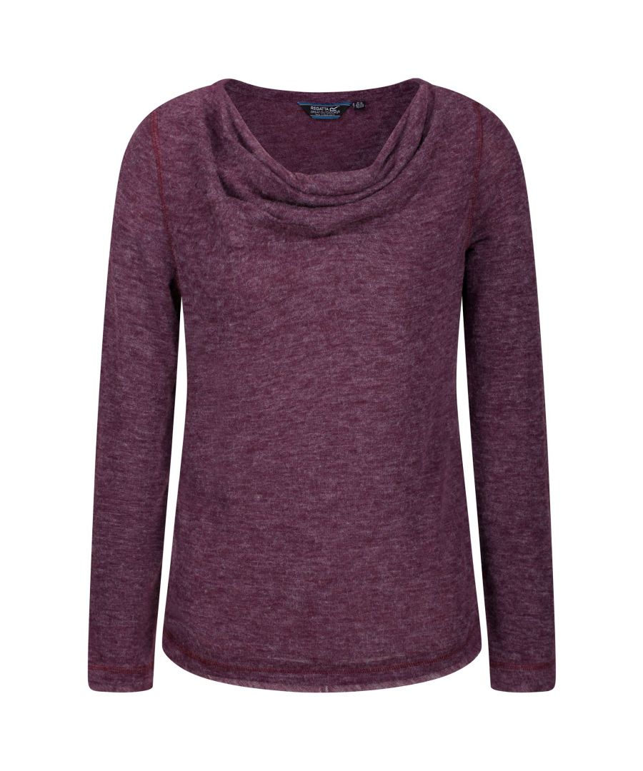 Image for Regatta Womens/Ladies Frayda Long Sleeved T-Shirt