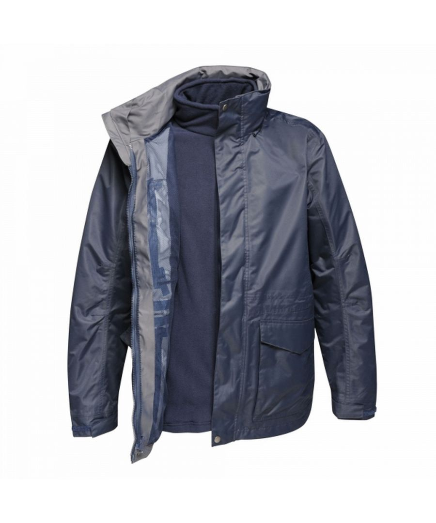 Image for Regatta Mens Benson III Hooded Jacket