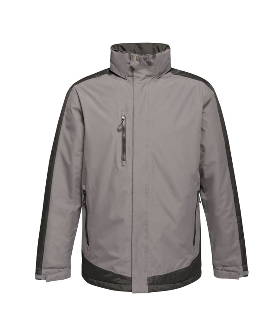 Image for Regatta Mens Contrast Full Zip Jacket