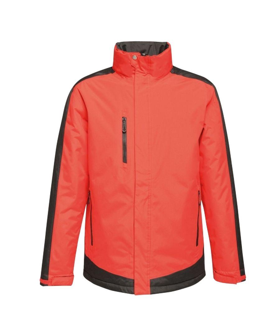 Image for Regatta Mens Contrast Full Zip Jacket