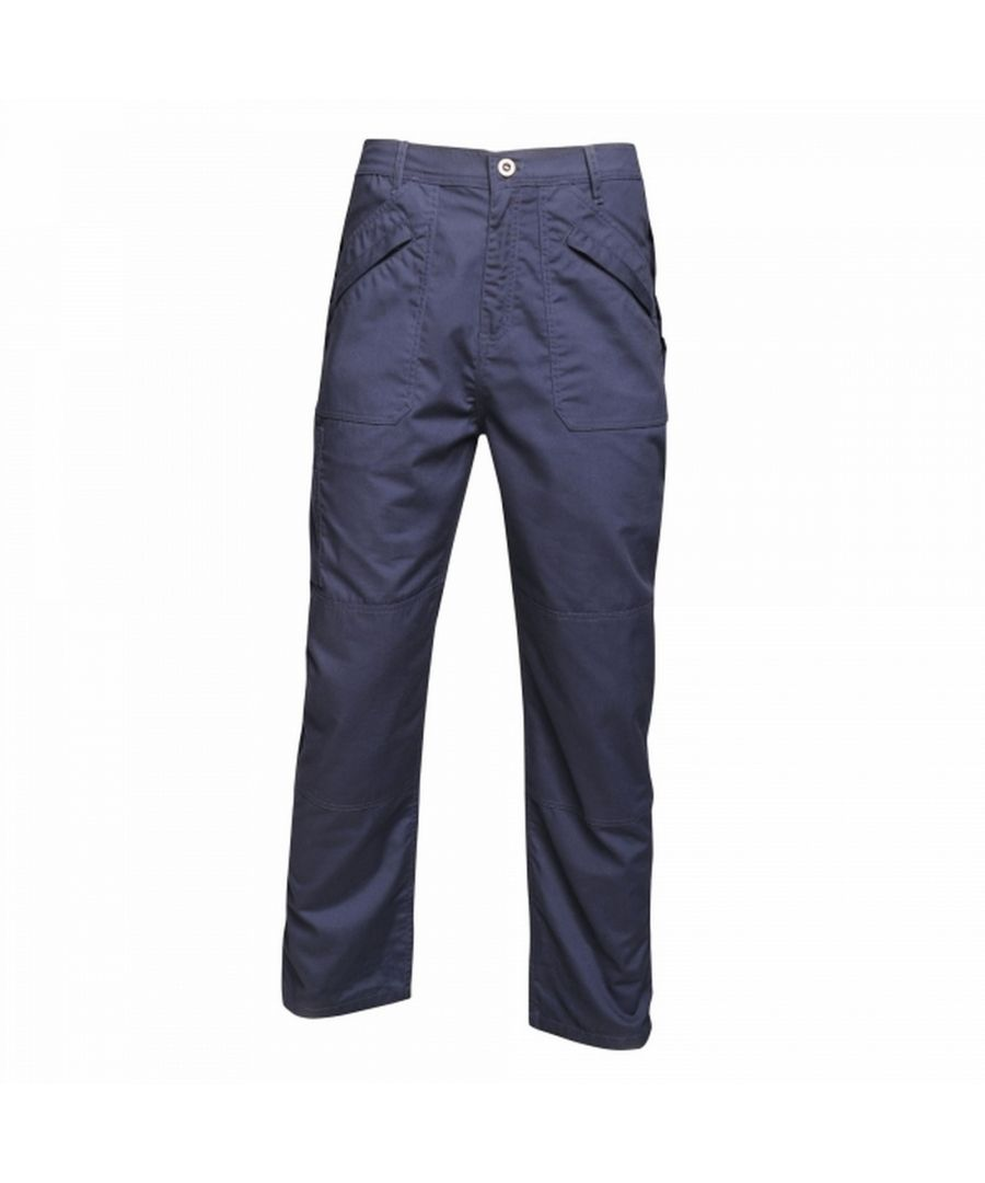 Image for Regatta Mens Original Action Waterproof Trousers - Regular