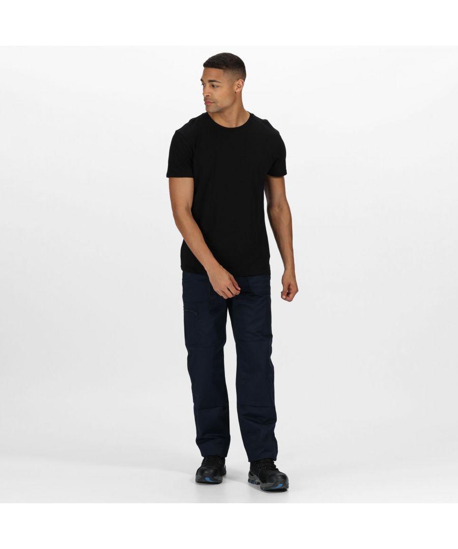 Image for Regatta Mens Pro Action Waterproof Trousers - Regular