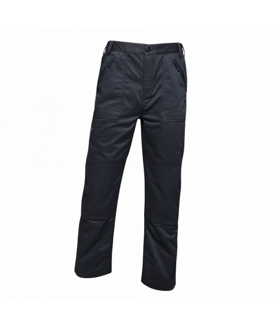 Image for Regatta Mens Pro Action Waterproof Trousers - Regular