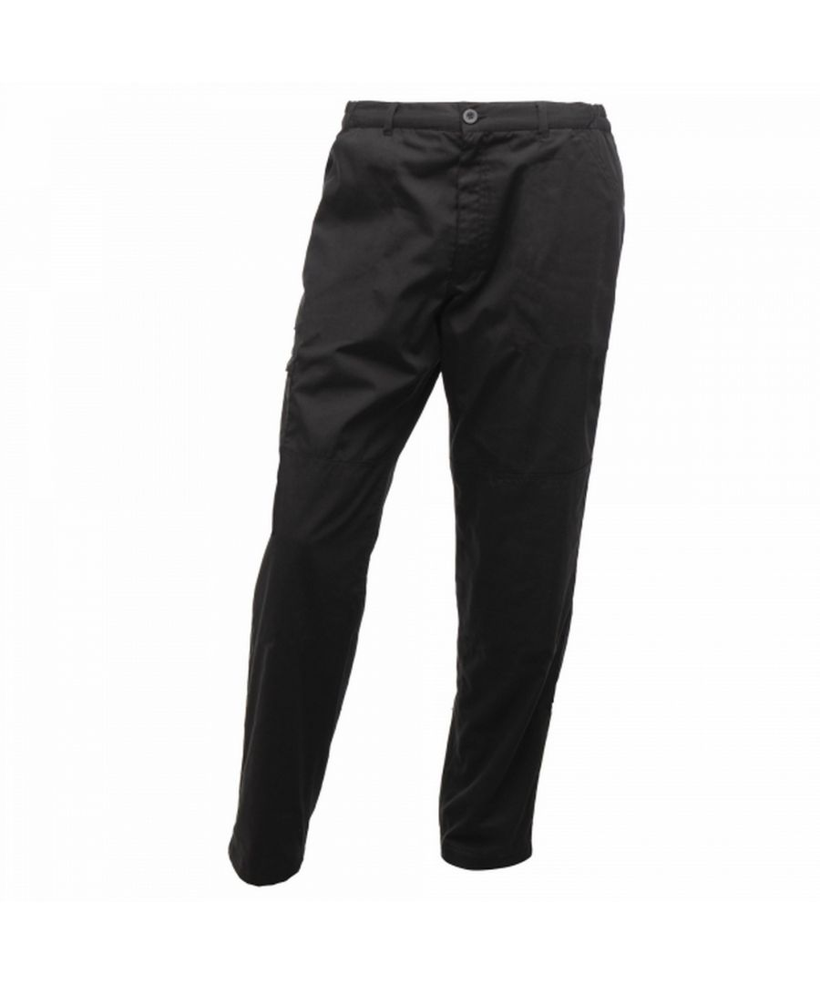 Image for Regatta Mens Pro Cargo Waterproof Trousers - Long