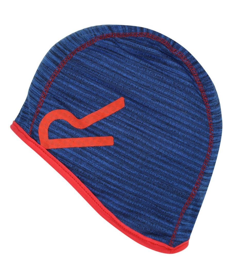 Image for Regatta Mens Rafter Quick Drying Polyester Winter Walking Beanie