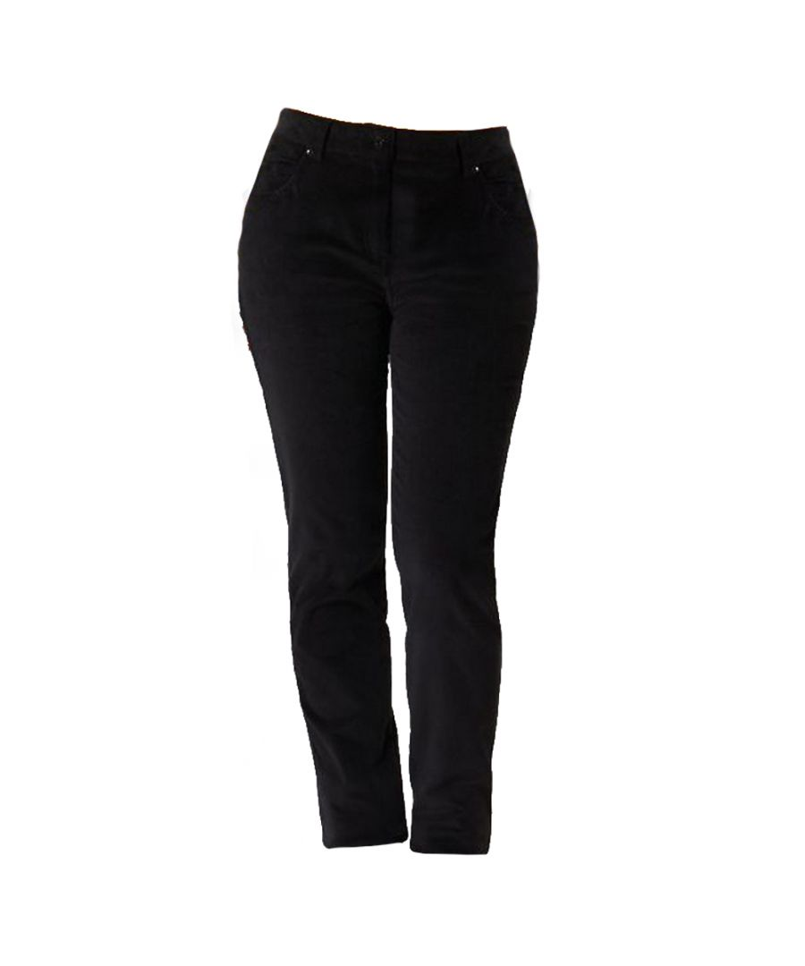 Image for Regatta Womens/Ladies Darika Long Length Trousers