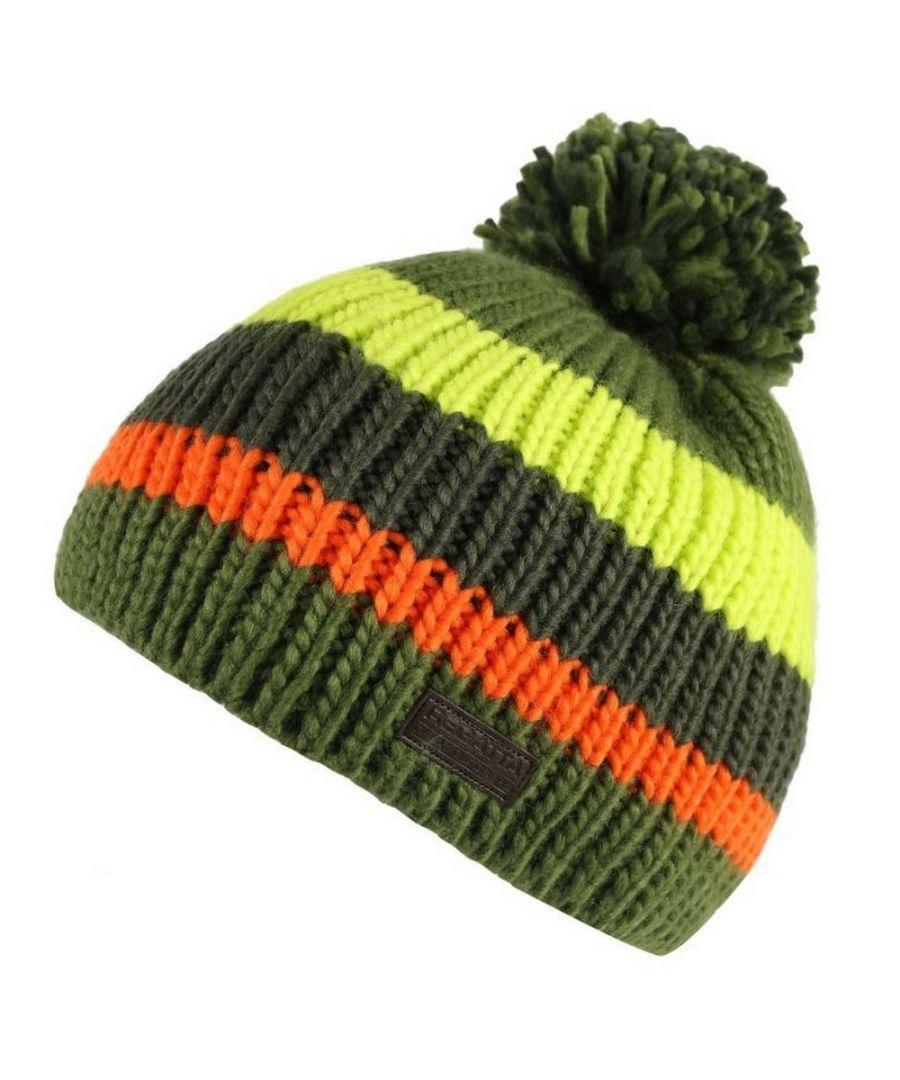Image for Regatta Kids/Childrens Davin Beanie Hat