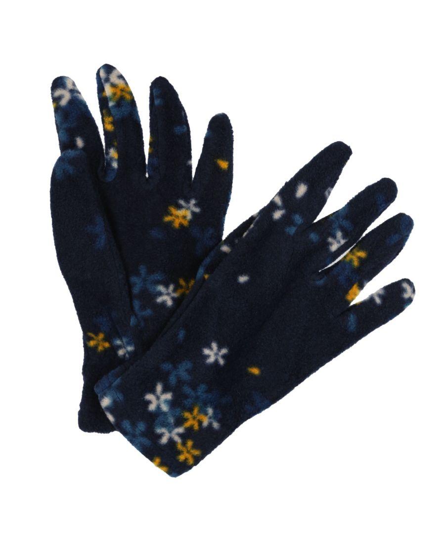 Image for Regatta Kids/Childrens Fallon Fleece Glove (Royal Blue)
