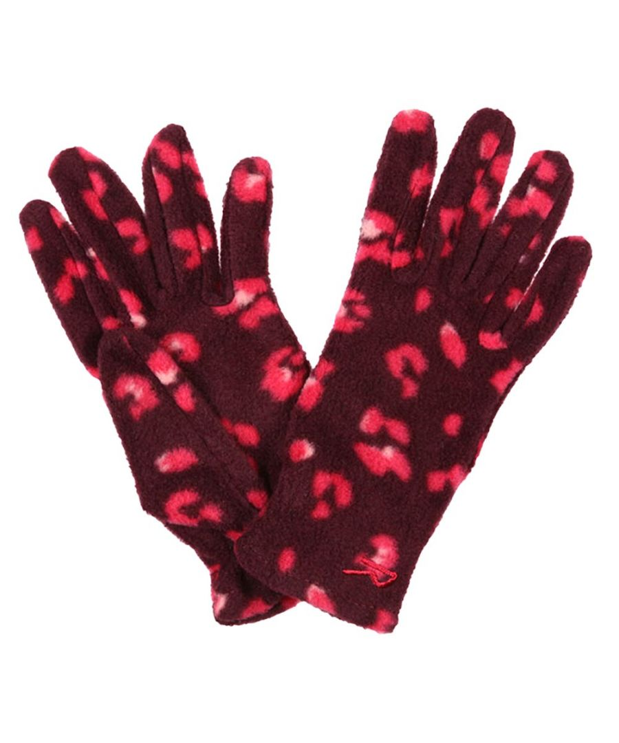Image for Regatta Kids/Childrens Fallon Fleece Glove (Fig)