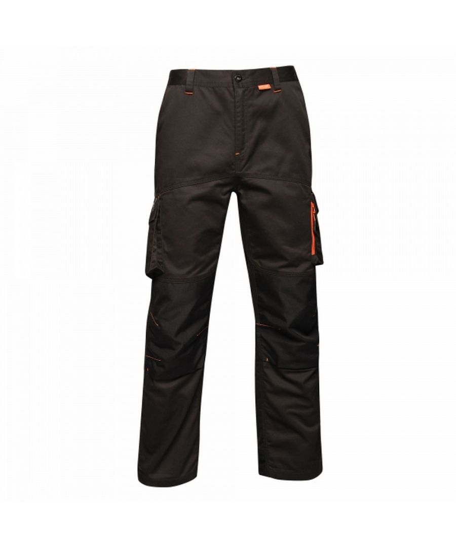 Image for Regatta Mens Tactical Threads Heroic Worker Trousers