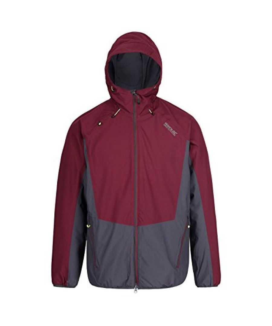 Image for Regatta Great Outdoors Mens Whitlow Waterproof Insulated Jacket
