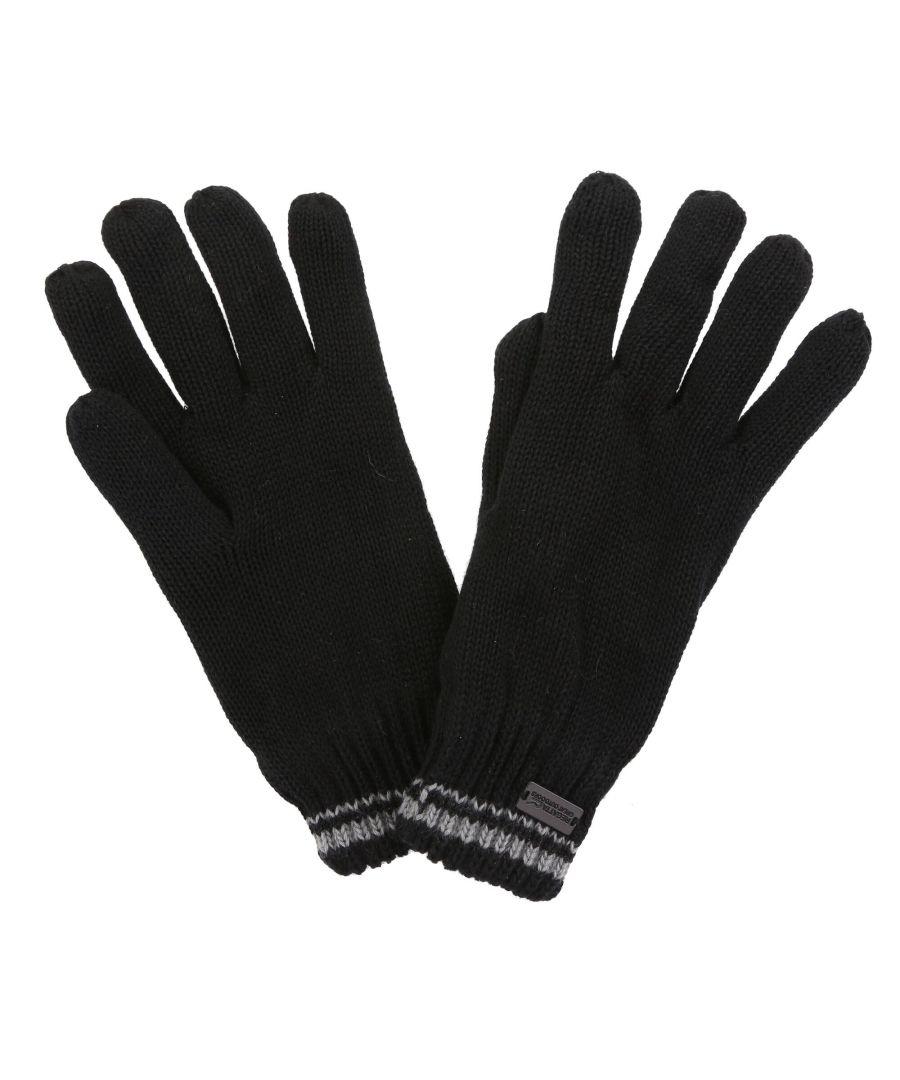 Image for Regatta Mens Balton Gloves