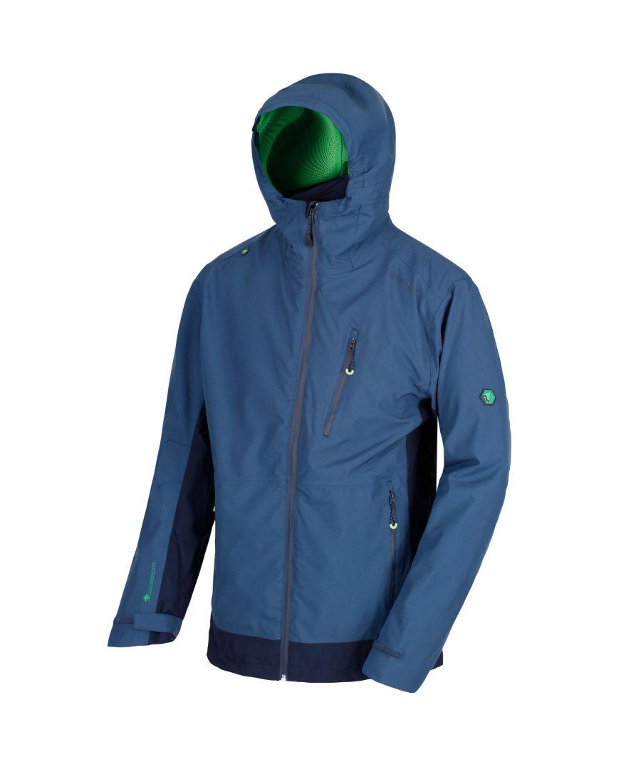 Image for Regatta Mens Wentwood III Jacket
