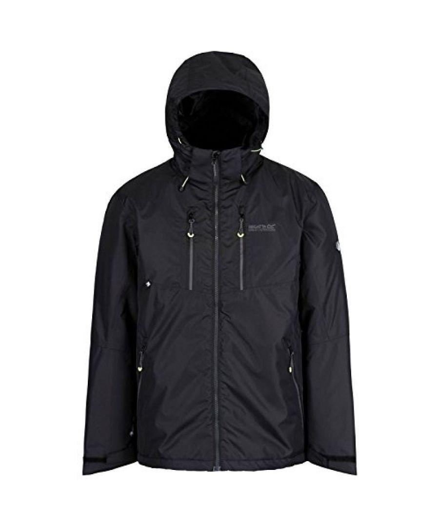 Image for Regatta Mens Fabens II Jacket