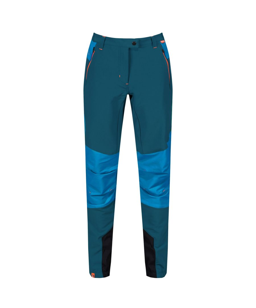 Image for Regatta Womens/Ladies Water Repellent Trousers