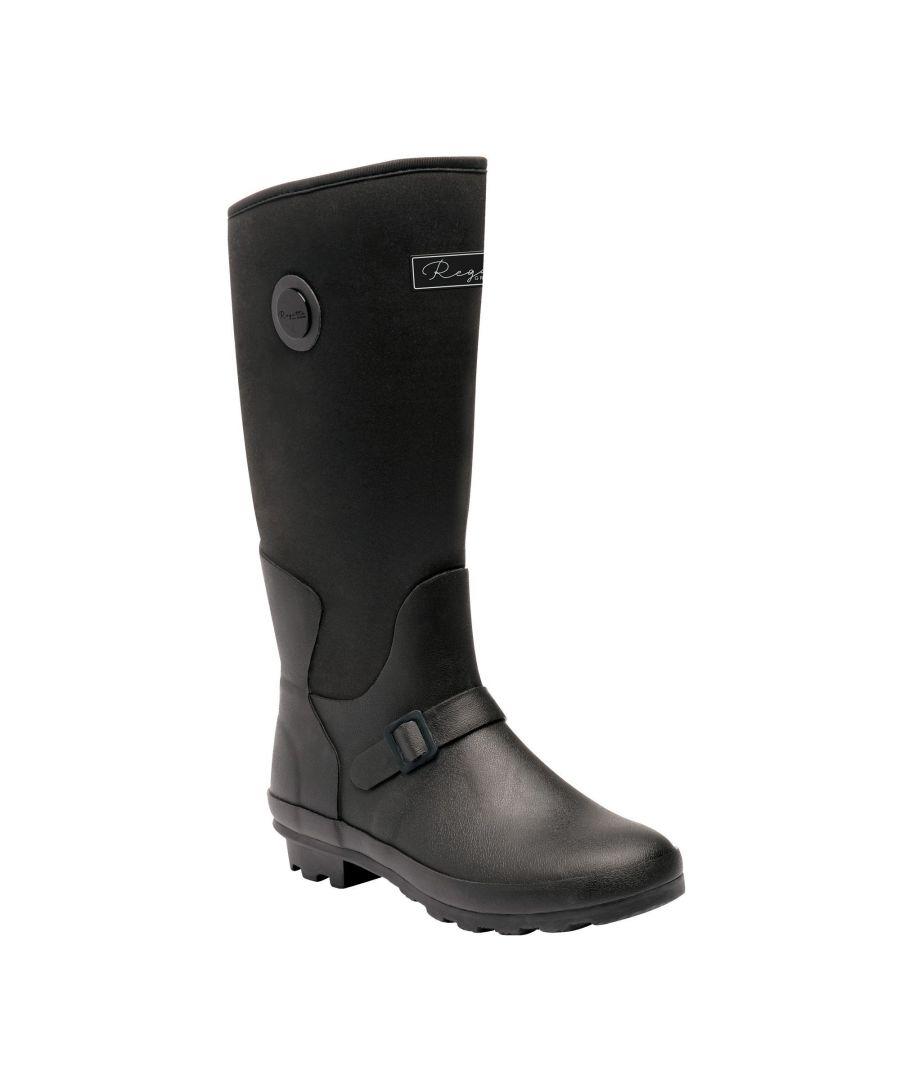 Image for Regatta Womens/Ladies Brookford Wellington Boots