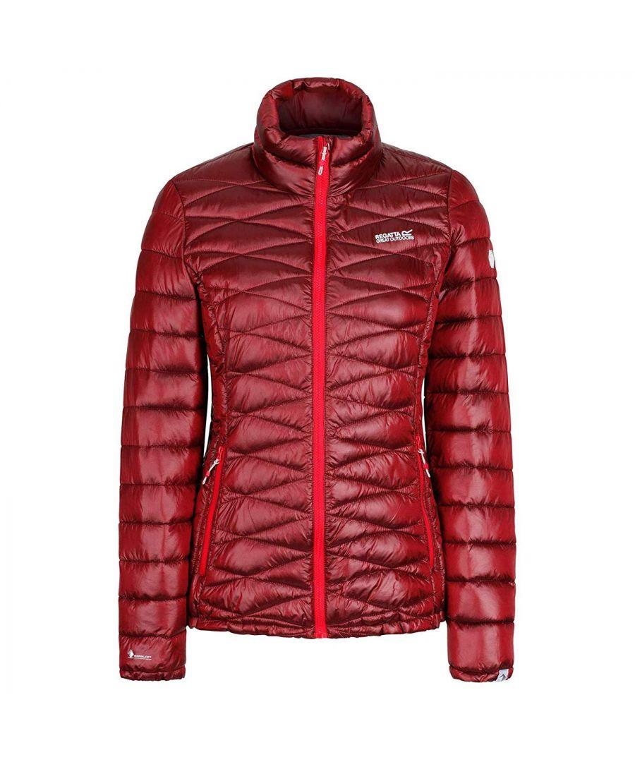 Image for Regatta Womens/Ladies Metallia Atomlight Insulated Jacket